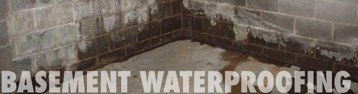 wet basement waterproofing in iowa leaky basement repair contractors